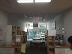 志木市志木小学校・いろは図書館・いろは遊学館150930 056